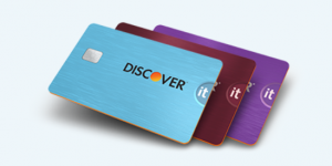 Discover.com Pickit No Annual Fee 5 percent cash back low interest rates