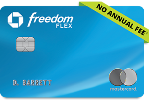 Chase Freedom Flex(SM) Review No Annual Fee vs Freedom Unlimited